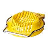 IKEA PRODUCTS Slat Egg Slicer [002.139.83] - Yellow (V) - Pisau Iris / Paring Knife